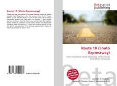 Route 10 (Shuto Expressway)的封面
