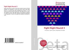 Bookcover of Fight Night Round 3