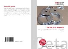 Bookcover of Salvatore Aquino