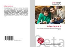 Bookcover of Echochrome II