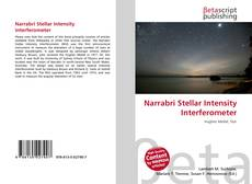 Copertina di Narrabri Stellar Intensity Interferometer