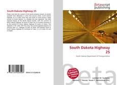 Обложка South Dakota Highway 25
