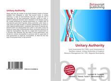 Unitary Authority kitap kapağı