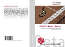 Buchcover von Ole Miss Rebels Tennis