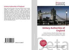 Bookcover of Unitary Authorities of England