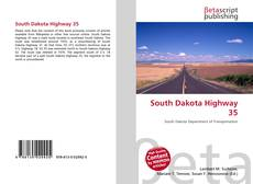Bookcover of South Dakota Highway 35