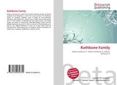 Обложка Rathbone Family