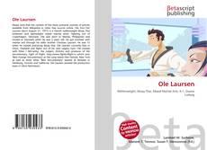 Обложка Ole Laursen