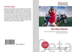 Обложка Ole Miss Rebels