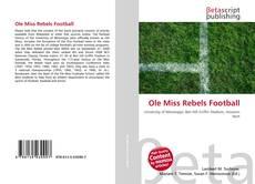 Обложка Ole Miss Rebels Football