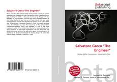 "Buchcover von Salvatore Greco ""The Engineer"""