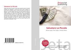 Couverture de Salvatore Lo Piccolo