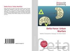 Bookcover of Delta Force: Urban Warfare