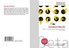 Borítókép a  Salvatore Morale - hoz