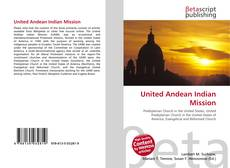 Bookcover of United Andean Indian Mission