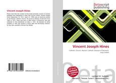 Vincent Joseph Hines kitap kapağı