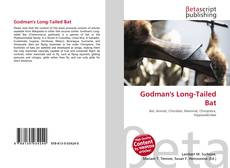 Обложка Godman's Long-Tailed Bat