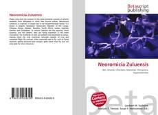 Bookcover of Neoromicia Zuluensis