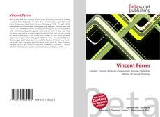 Buchcover von Vincent Ferrer