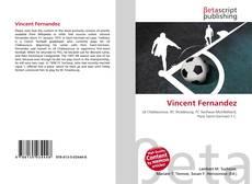 Portada del libro de Vincent Fernandez