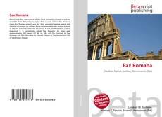 Bookcover of Pax Romana