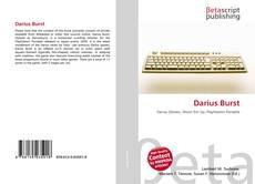 Bookcover of Darius Burst