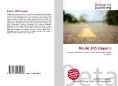 Route 245 (Japan) kitap kapağı
