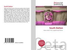 Bookcover of South Dalton