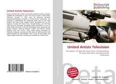 Portada del libro de United Artists Television