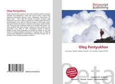 Bookcover of Oleg Pantyukhov