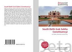 Bookcover of South Delhi (Lok Sabha Constituency)