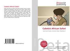 Couverture de Cabela's African Safari