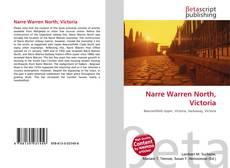 Bookcover of Narre Warren North, Victoria