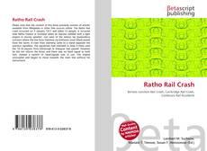 Обложка Ratho Rail Crash