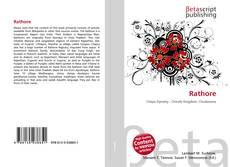 Capa do livro de Rathore
