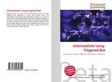 Couverture de Intermediate Long-Fingered Bat