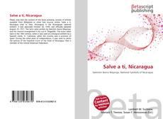 Bookcover of Salve a ti, Nicaragua