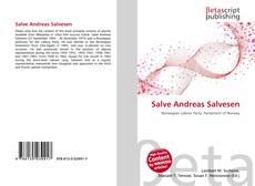 Bookcover of Salve Andreas Salvesen