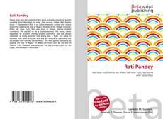 Rati Pandey kitap kapağı
