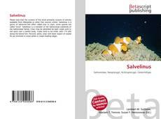 Bookcover of Salvelinus
