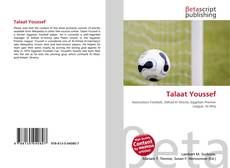 Bookcover of Talaat Youssef