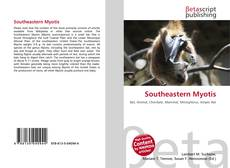 Bookcover of Southeastern Myotis