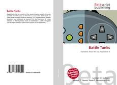 Battle Tanks kitap kapağı
