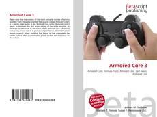 Portada del libro de Armored Core 3