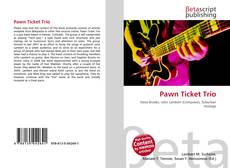 Couverture de Pawn Ticket Trio