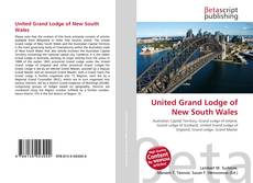 Bookcover of United Grand Lodge of New South Wales