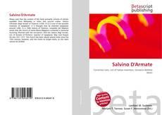 Capa do livro de Salvino D'Armate