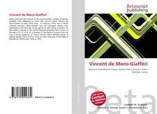Capa do livro de Vincent de Moro-Giafferi