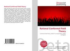 Bookcover of Rational Conformal Field Theory