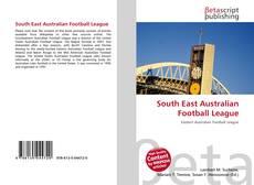 Bookcover of South East Australian Football League